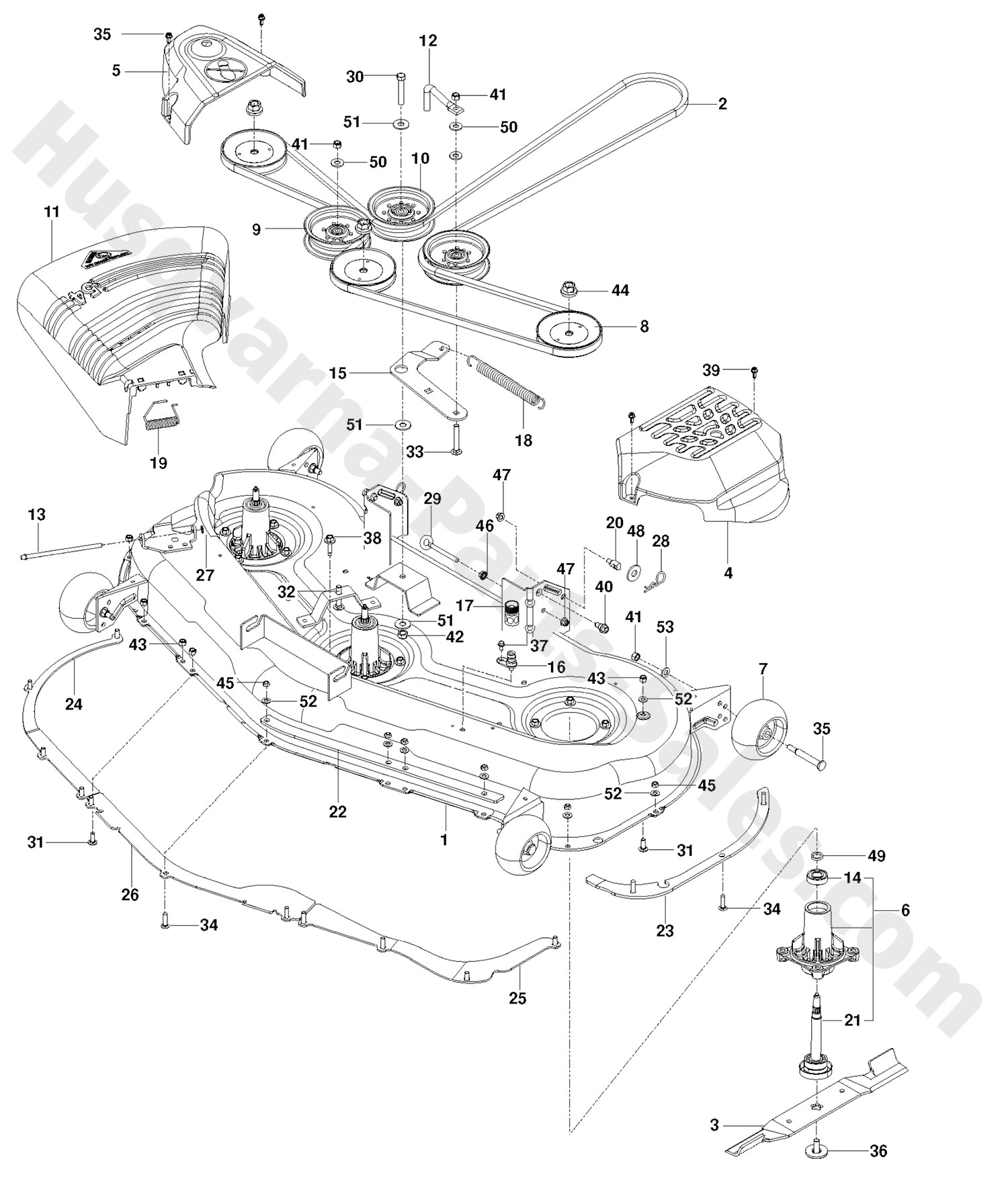 Husqvarna Rider 155 Wiring Diagram Echo Wiring Diagram