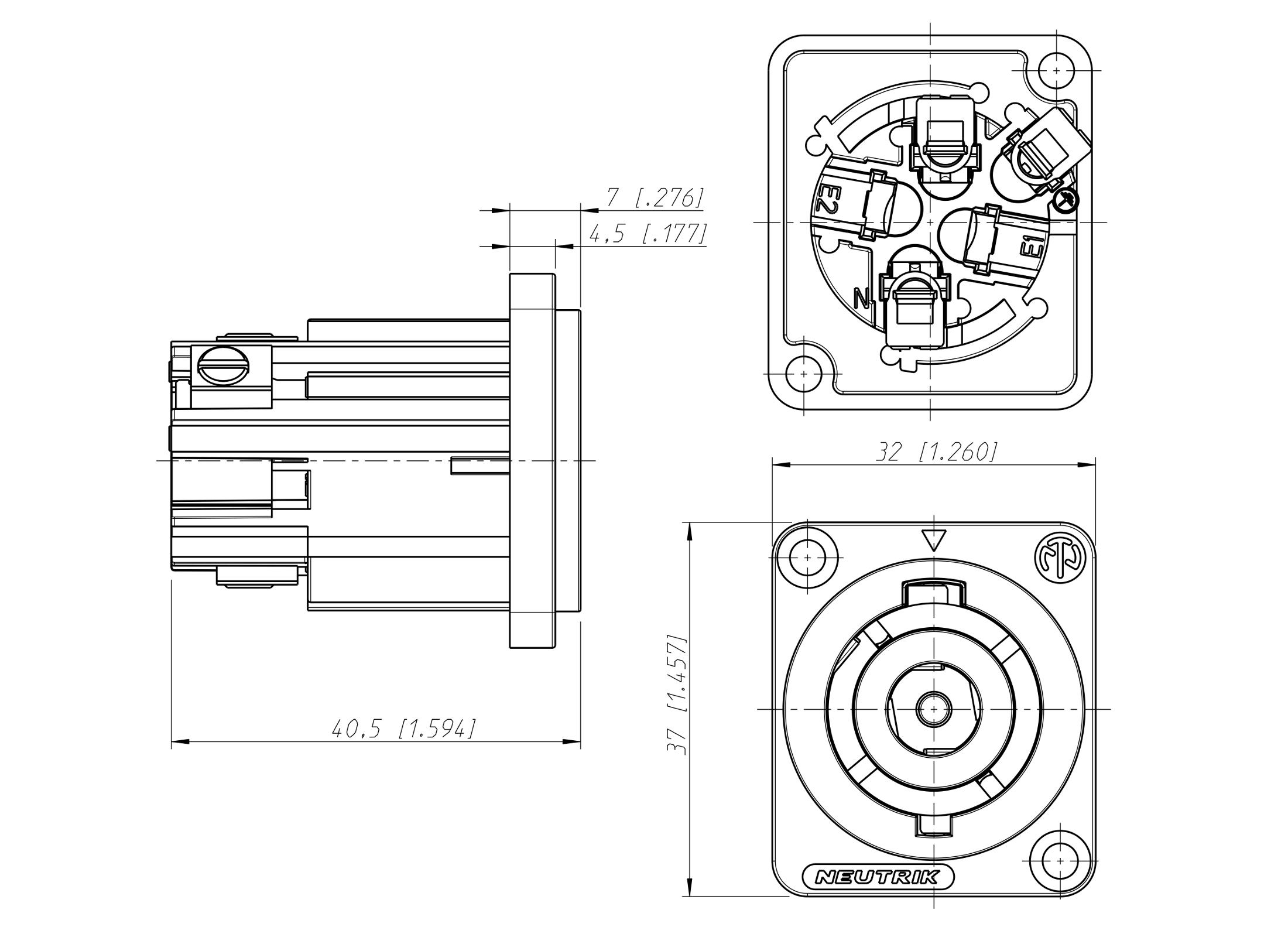 Powercon Wiring Diagram : 23 Wiring Diagram Images