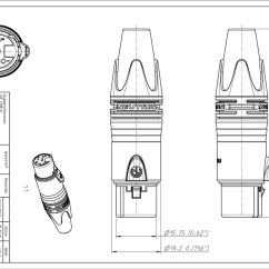 Xlr Mono Jack Wiring Diagram Fender Telecaster 4 Way Neutrik 26 Images