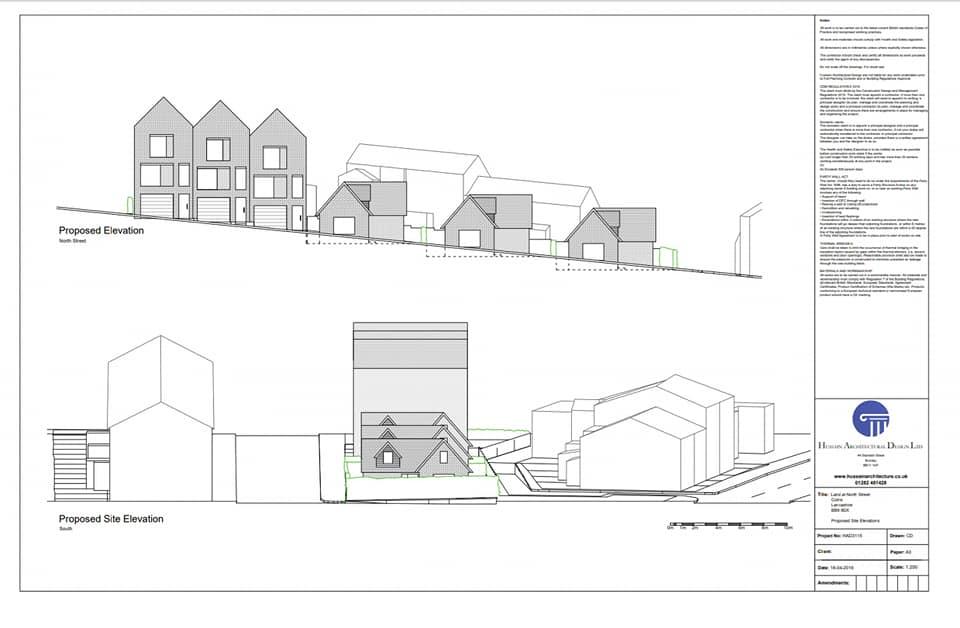 HAD & CO Property Consultants Ltd, Planning permisison