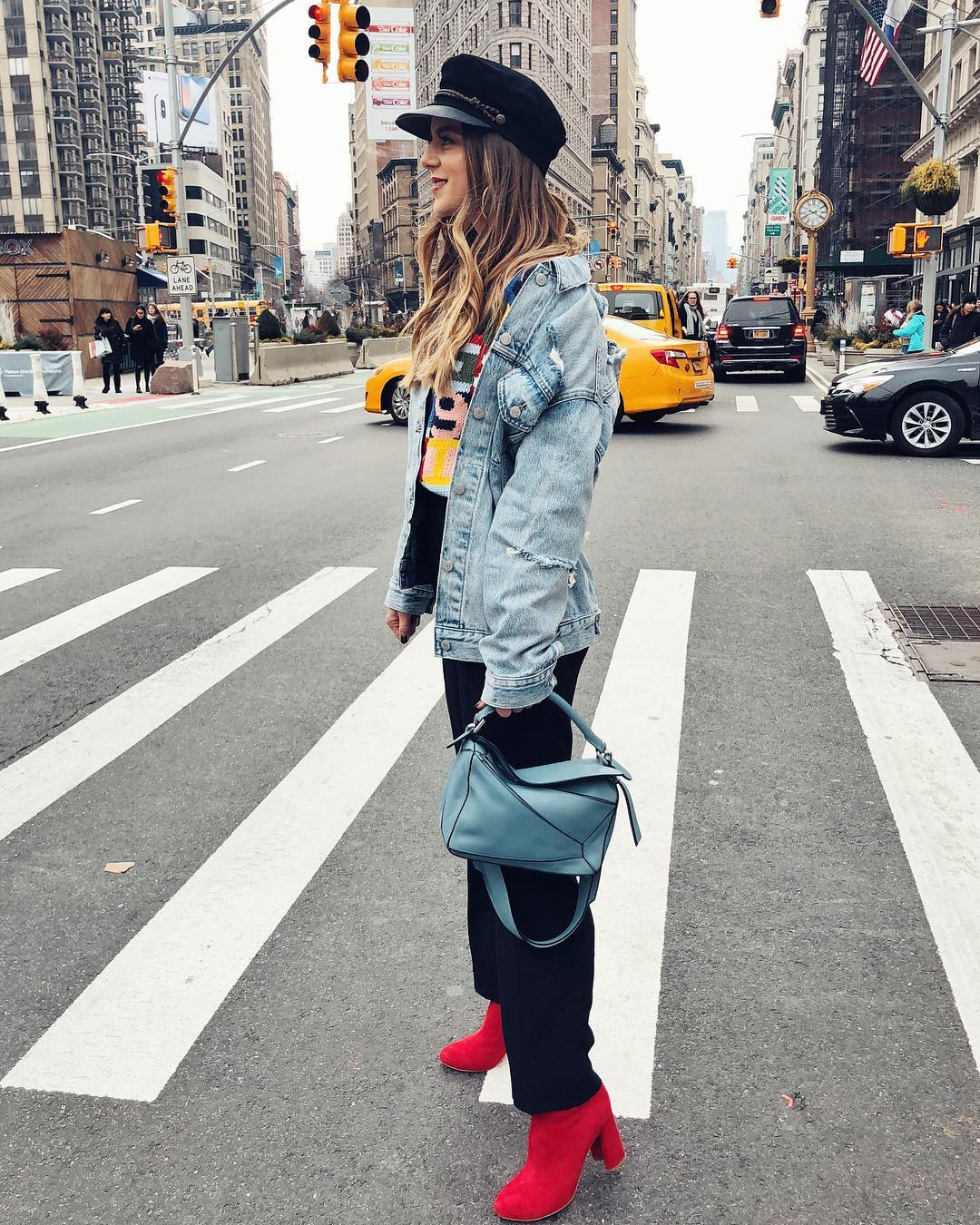 TAKE AIM STYLE BLOG SOREL IN THE STREETS