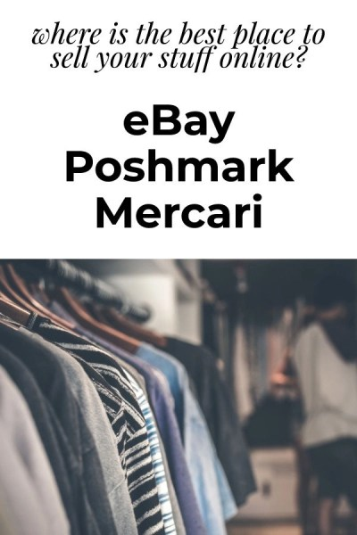 eBay vs Poshmark vs Mercari