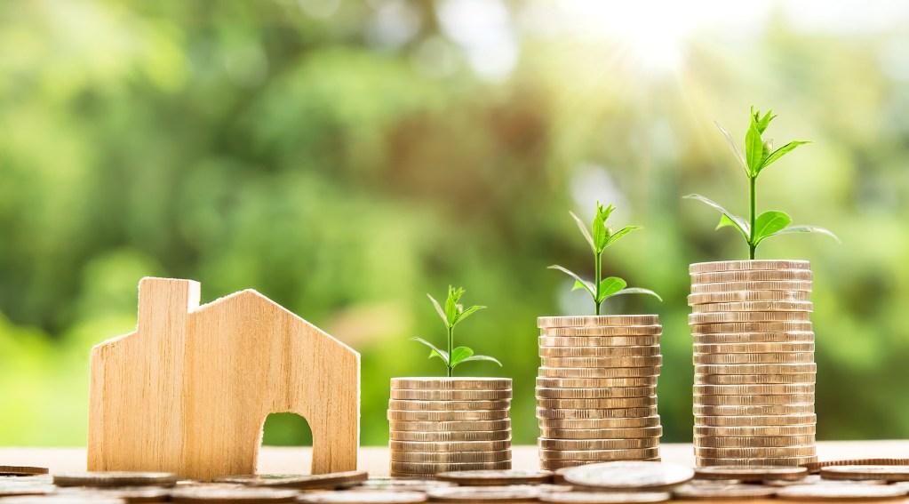 stocks and property passive income