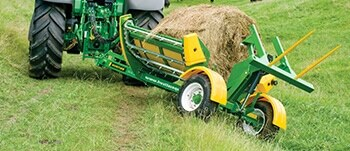 double bale feeder hil country stability
