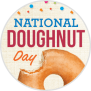 National Donut Day Promotions June 1 2018