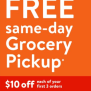 Walmart Grocery Coupon Offer Get 10 Off 50