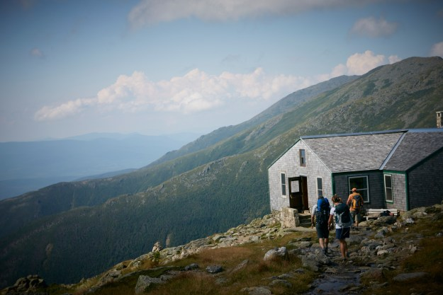 Lake of Clouds Hut, Appalachian Mountain Club Huts Photos, hut2hut