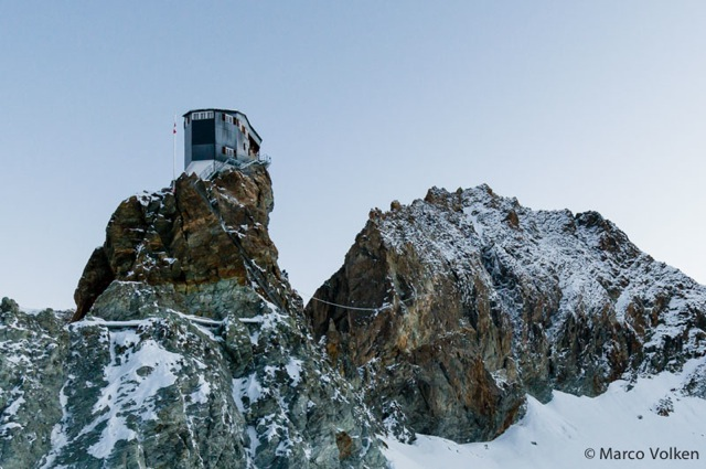 Bertol Hut, Swiss Alpine Club, hut2hut