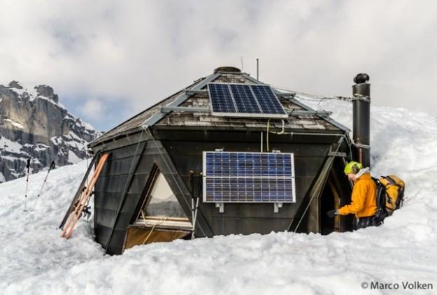 Grassen Hut, Swiss Alpine Club, hut2hut