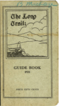 North South Trail Rhode Island Guide Book
