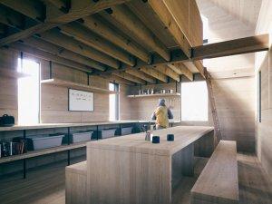 Backcountry Hut Company design