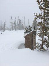 Three Sisters Backcountry Huts