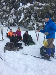 Three Sisters Backcountry