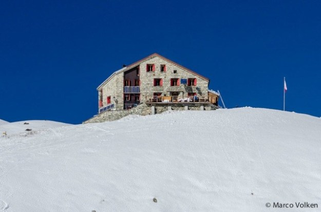 Dix Hut, Swiss Alpine Club, hut2hut