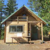 huts trails
