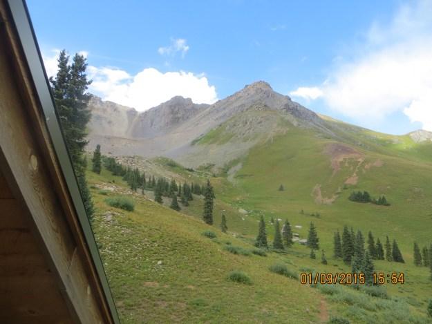 View, OPUS Huts, hut2hut
