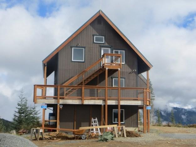 Bruni's Snow Bowl, Mount Tahoma Trails Association, hut2hut
