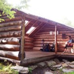Roundtop Shelter, Green Mountain Club, Photo Galleries of Hut Systems, Hut2hut