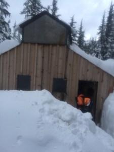 Huts U.S. Forest Service Lands