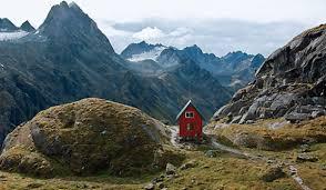 Mint Hut, Alaska