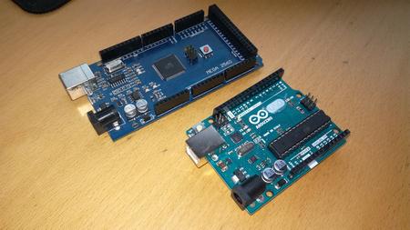 Arduino Mega 2560 (Kiinan kopio) Bootloaderin ohjelmointi