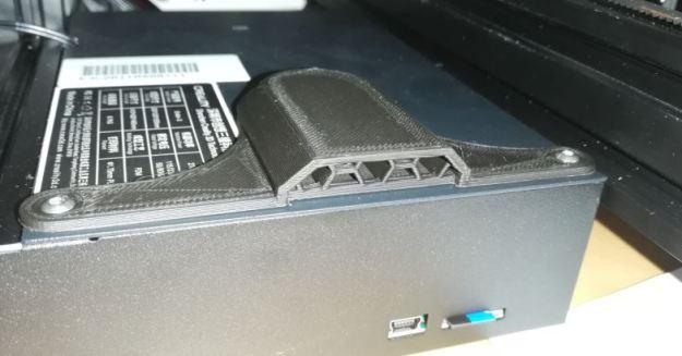 Tuulettimen suoja 3D tulostus
