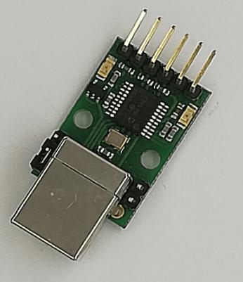 USB-ISS Sarjamoduulin kuva