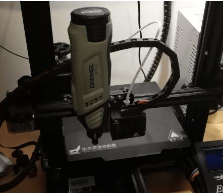 Dremelin tellinki 3D-tulostimeen