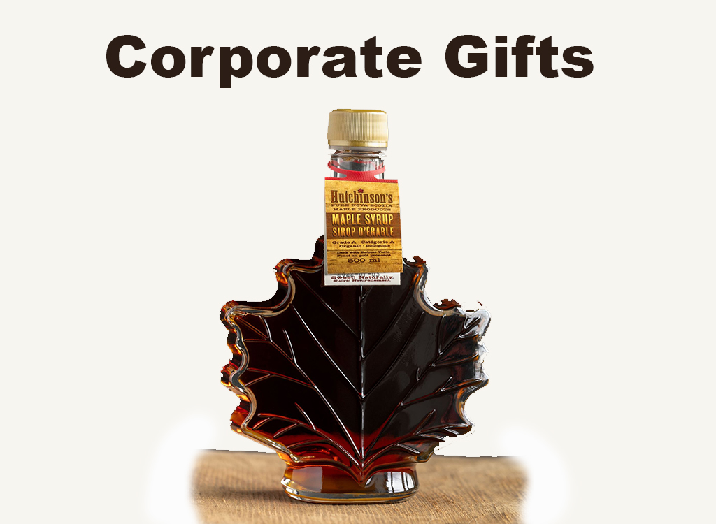 Corporate Gifts Maple Syrup