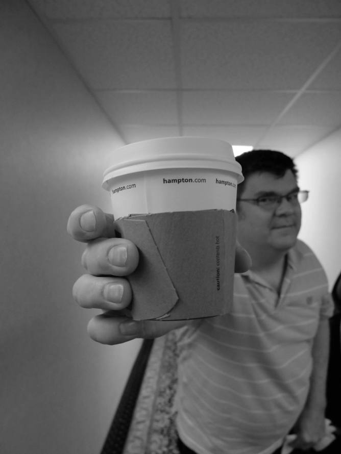 Team HuthPhoto is powered pretty much by coffee and Hampton Inn on our travel shoots