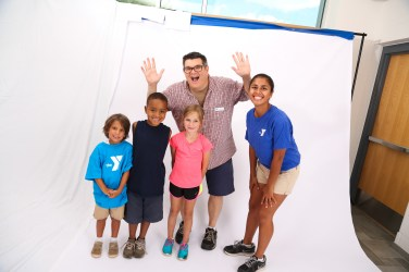 We all love working with kids. For YMCA Triangle NC