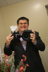 in the mirror at the George Eastman House (I did the key PR work for GEH for about 8 years)