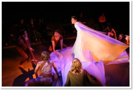 for Nazareth College Theatre