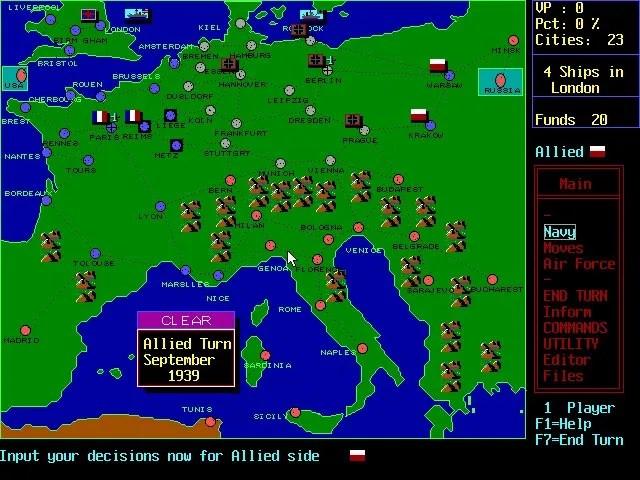 World War II Screenshot