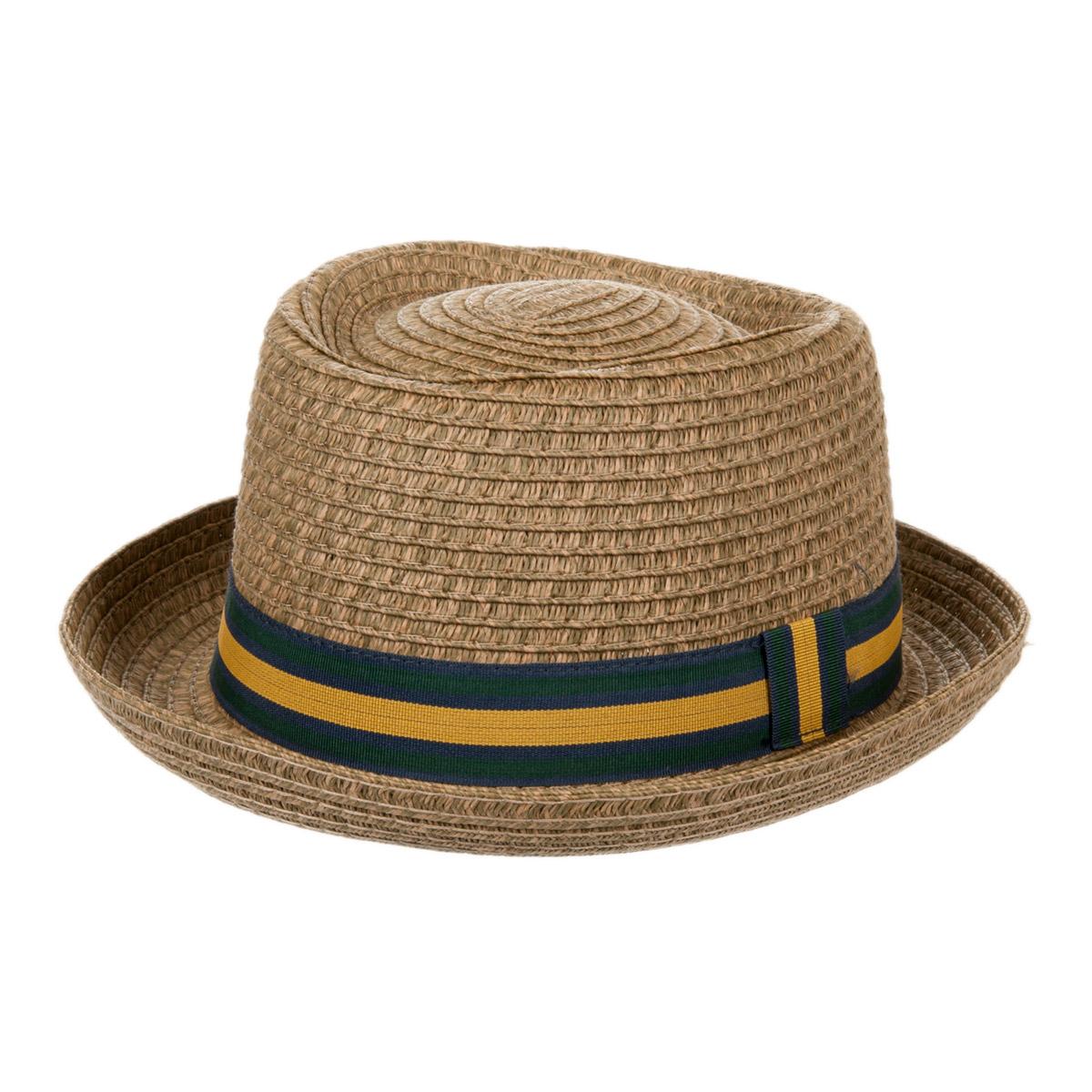Cool pork pie summer hat