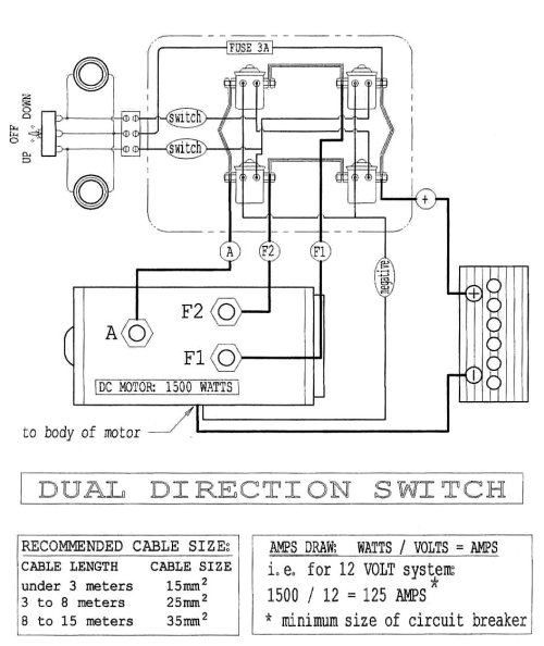 small resolution of 2 post winch motor wiring diagram wiring diagram technic 2 post winch motor wiring diagram