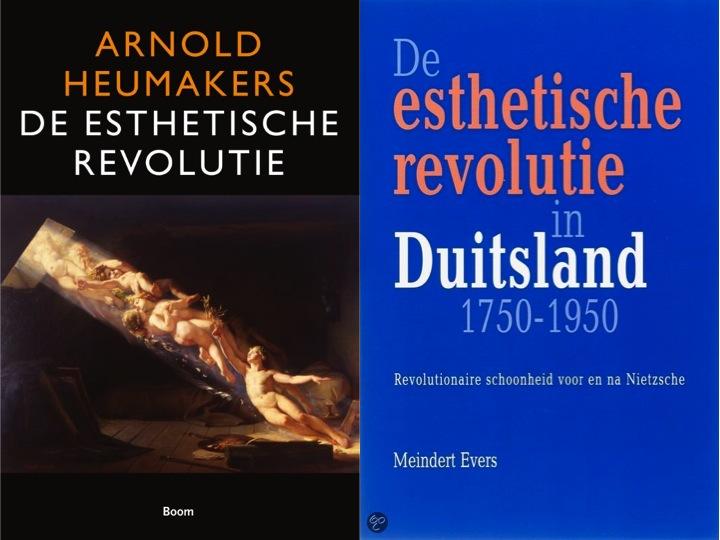 arnold heumakers de esthetische revolutie