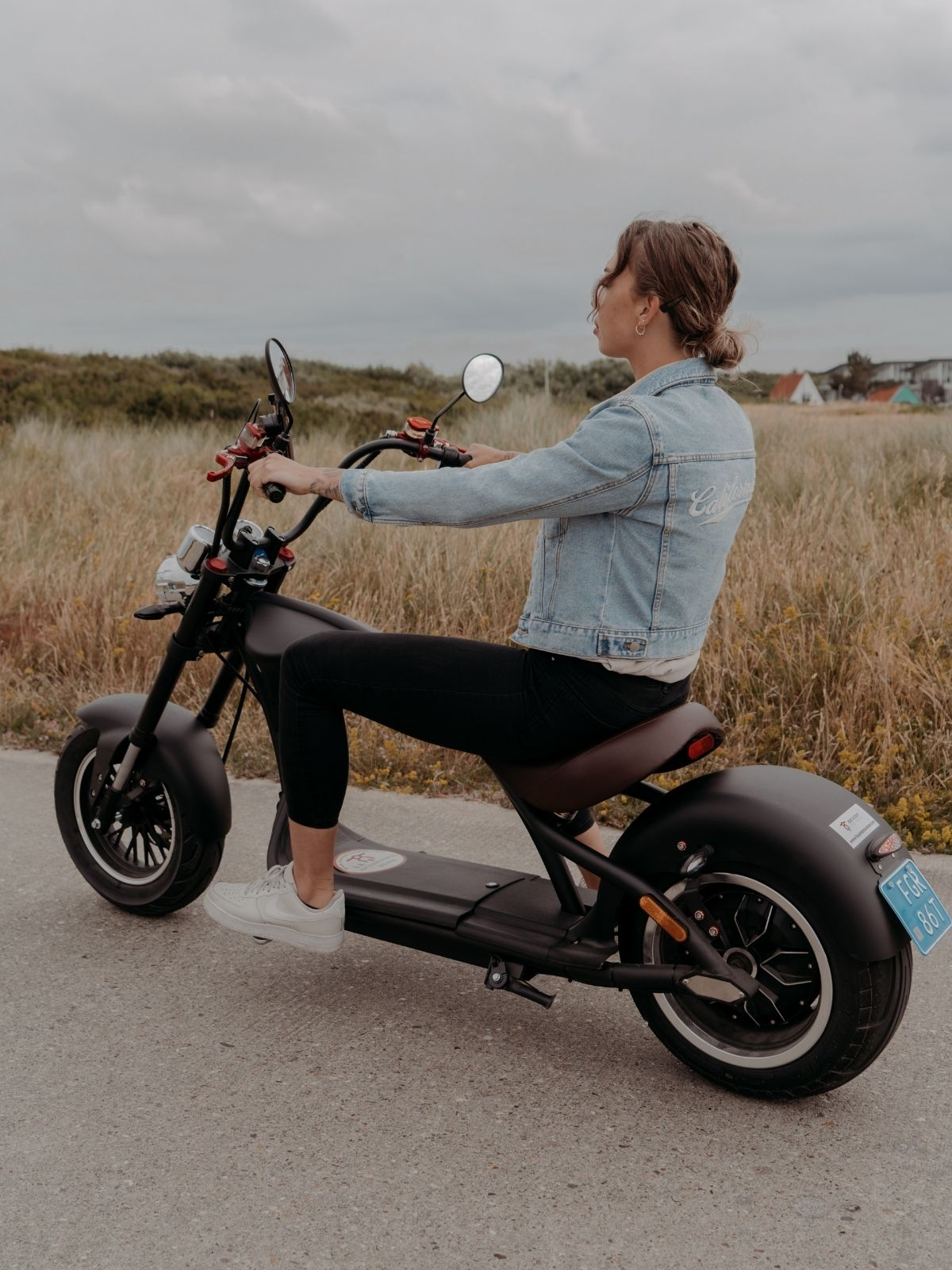 Scooterverhuur Den Helder 2021