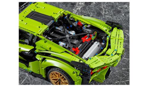 Lego huren Lamborghini Sian