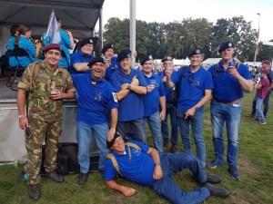 73e Airborne Wandeltocht 2019 @ Sportpark Hartenstein | Oosterbeek | Gelderland | Nederland