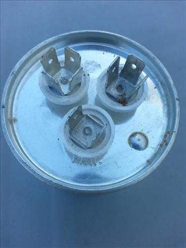 fan motor capacitor wiring diagram delta table saw start and run explained hvac how to cap 1