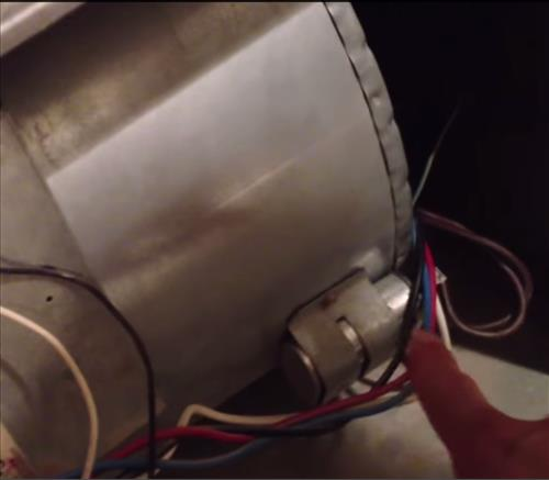 Furnace Blower Capacitor Wiring
