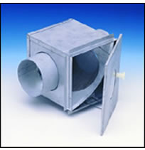 dryer booster fans