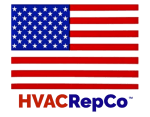 HVAC RepCo USA FLAG