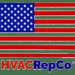 HVAC RepCo USA FLAG