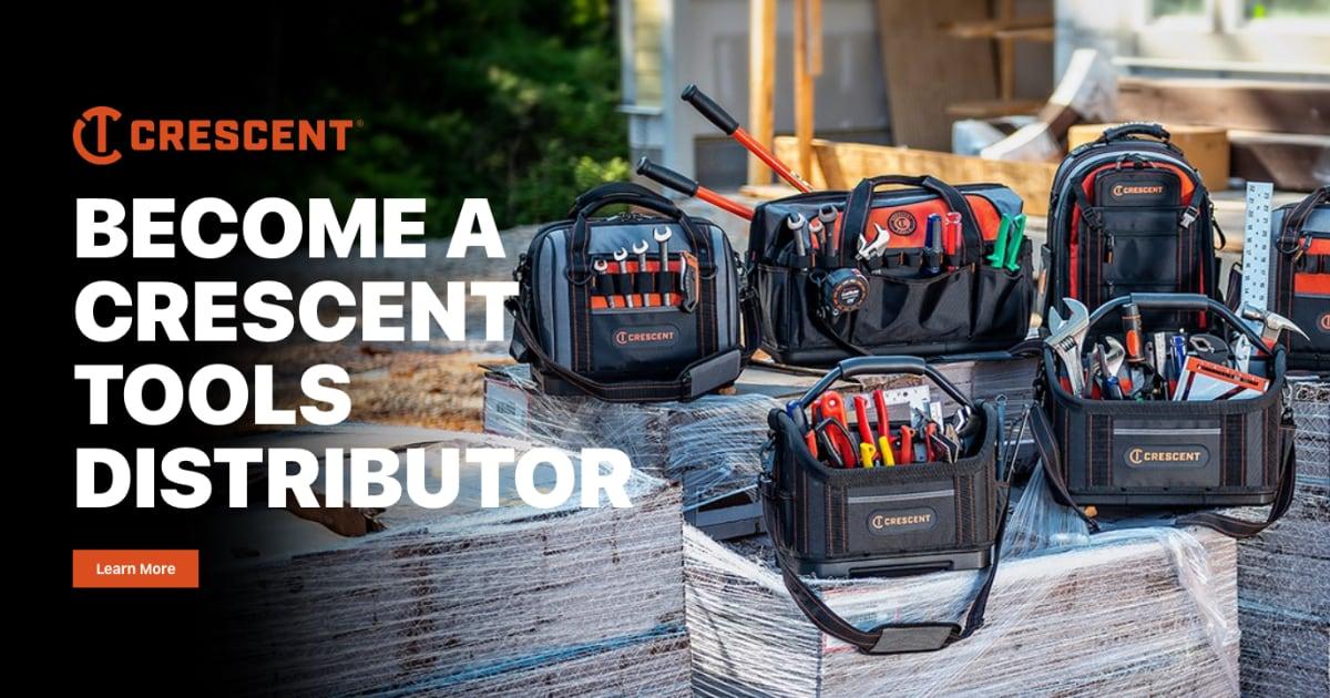 Become A Crescent Tools Distributor