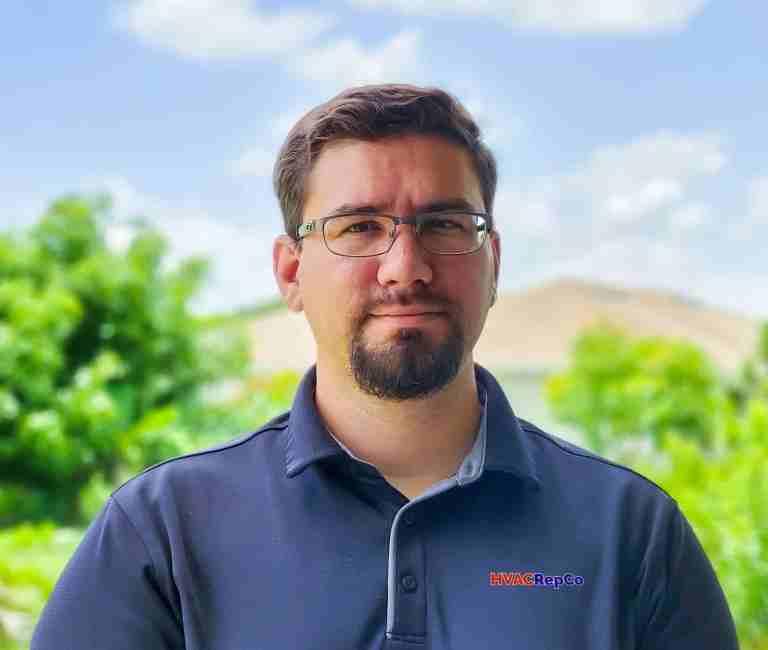 Cyrus Gardner Joins HVAC RepCo