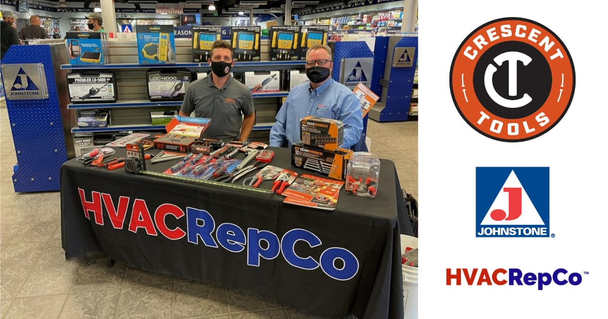 Crescent Tools Counter Day at Johnstone Supply