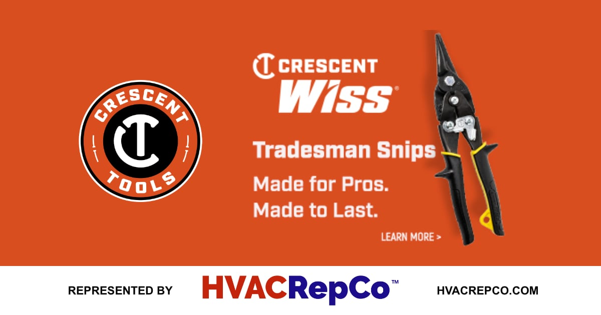 Wiss Tradesman Professional Aviation Snips by Crescent Tools