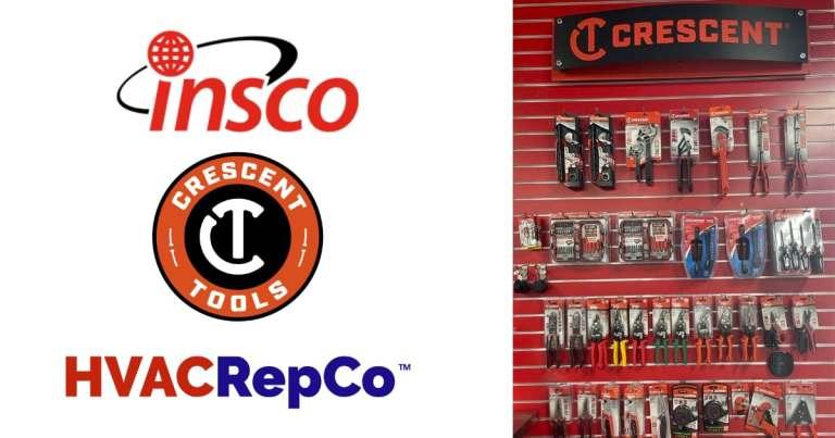 Crescent Tools at Insco Supply